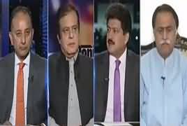 Capital Talk (Kia Nawaz Sharif Ne Judge Ke Rishwat Offer Ki?) – 8th July 2019