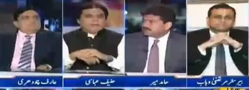 Capital Talk (Kia Nawaz Sharif Ne Wapsi Ke Liye Deal Ki) - 26th September 2017