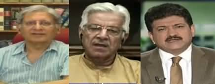 Capital Talk (Kia Nawaz Sharif Wapis Ayein Ge?) - 19th November 2019