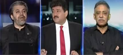 Capital Talk (Kia Opposition Gujranwala Mein Jalsa Kar Sake Gi?) - 14th October 2020