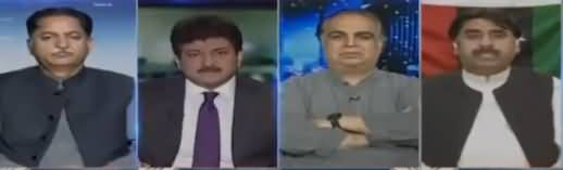 Capital Talk (Kia Pani Sirf Karachi Ka Masla Hai) - 25th June 2018