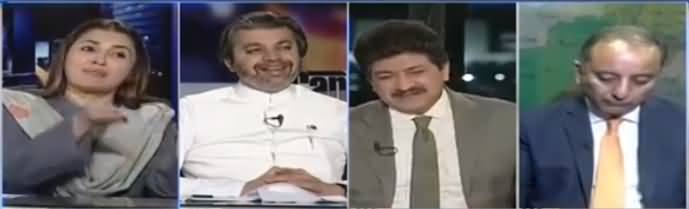 Capital Talk (Kia Parliament Ka Ghairayo Hoga?) - 13th June 2019
