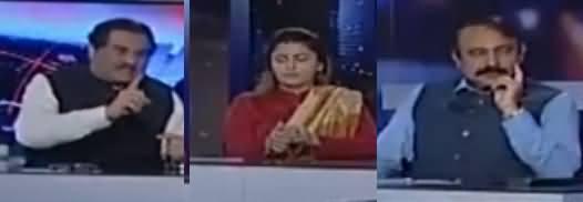 Capital Talk (Kia PMLN Election Ke Baad Dhandli ka Shoor Machaye Gi) - 11th April 2018