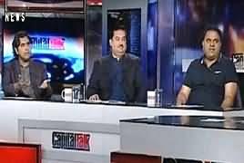 Capital Talk (Kia Sindh Hakumat Khatre Mein Hai?) – 29th August 2019