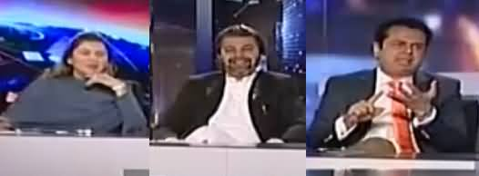 Capital Talk (Kia Wazir e Azam JIT Ke Samne Paish Honge?) - 30th May 2017