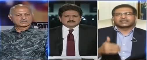 Capital Talk (Kulbhushan Yadav Case Verdict) - 17th July 2019