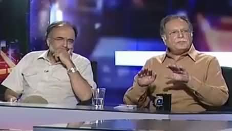 Capital Talk (Kya NAB Ka Qanoon Tabdeel Hone Wala hai?) – 23rd September 2015