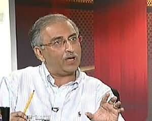 Capital Talk (Kya Pak Iran Gas Pipeline Pe Amal Daramad Hogah..??) - 14th October 2013