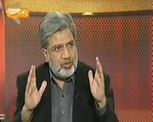 Capital Talk (Kya Pervez Musharraf Ghadari Case Main Bhi Bach Jayen Geh?) - 20th November 2013