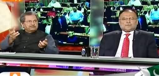 Capital Talk (Kya PTI Ne Parliament Mein Aa Kar Ghalti Ki?) – 6th April 2015