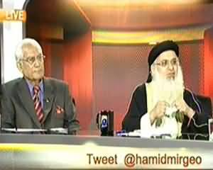 Capital Talk (Lal Masjid Operation Ka Zimedaar Kon?) – 31th October 2013