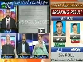 Capital Talk (Local Bodies Election Islamabad) - 30th November 2015