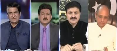 Capital Talk (Lockdown Narm Huwa Hai Khatam Nahi) - 12th May 2020