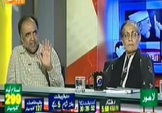 Capital Talk (Long March Special Transmission) 7PM to 8PM – 15th August 2014