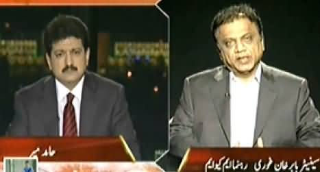 Capital Talk (Long Marches, Is Democracy in Danger?) – 11th August 2014