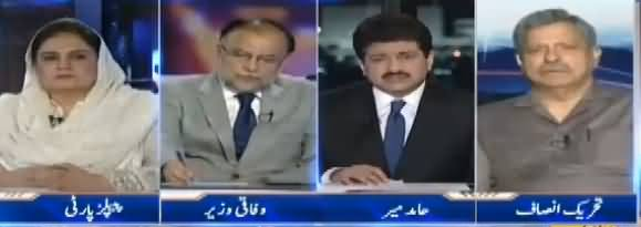 Capital Talk - 5th July 2017 - Geo News