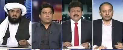 Capital Talk (Maryam Nawaz Ki Zamanat, Azadi March) - 4th November 2019