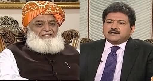 Capital Talk (Maulana Fazlur Rehman Exclusive Interview) - 22nd December 2020