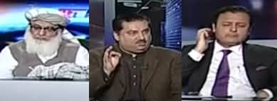 Capital Talk (Maulana Ka B Plan Kia Hai) - 12th November 2019