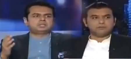 Capital Talk (Meesha Shafi Allegations on Ali Zafar) - 24th April 2018