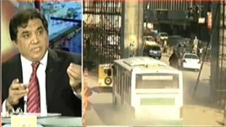 Capital Talk (Metro Bus Project Islamabad, Useful or Harmful?) - 4th December 2014