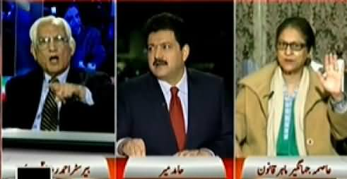 Capital Talk (Military Courts Are Violation of Supreme Court) - 30th December 2014