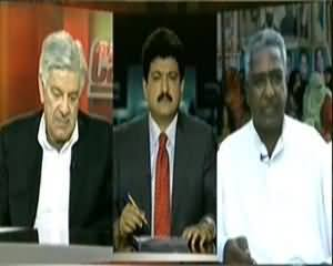 Capital Talk (Missing Persons Recovery: Will Khawaja Asif Be Successful??)  - 2nd December 2013