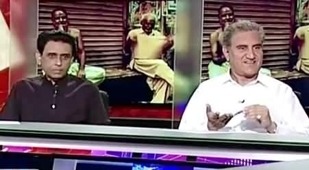 Capital Talk (MQM Aur Jamat e Islami Qareeb Kaise?) – 23rd June 2015