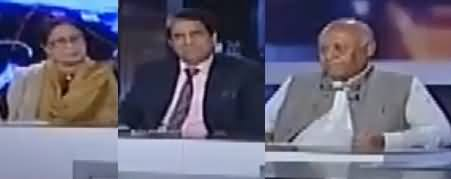 Capital Talk (Mulzim Imran Ki Phansi Per Parliament Taqseem) - 25th January 2018