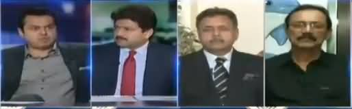 Capital Talk (Mustafa Kamal Angry With Establishment) - 13th November 2017