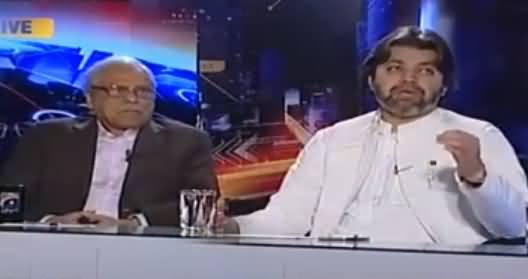 Capital Talk (Mustafa Kamal Vs Ishrat ul Ibad) - 19th October 2016