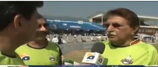 Capital Talk (Muzaffarabad Se Aman Ka Paigham) - 28th September 2017