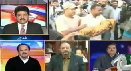 Capital Talk (NA-154 By-Election, VIP Protocol) – 23rd December 2015