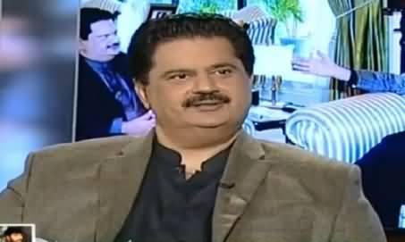 Capital Talk (Nabil Gabol Exclusive Interview) – 25th February 2015