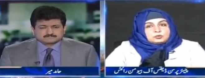 Capital Talk (Nawaz Sharif Forgot His Promises About Missing Persons) - 12th January 2017