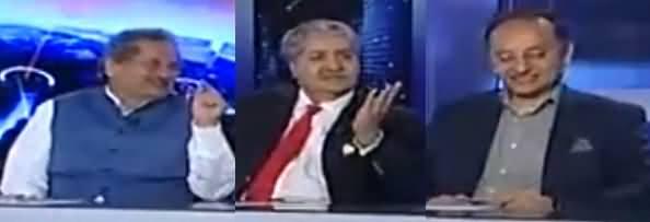 Capital Talk (Nawaz Sharif Ka Bayan) - 23rd May 2018