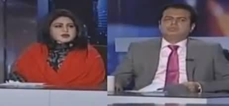 Capital talk (Nawaz Sharif Ka Tehreek Chalane Ka Elan) - 20th December 2017