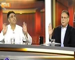 Capital Talk (Nawaz Sharif Ka Visits Kamyab Raha Ya Nakaam.?) - 24th October 2013