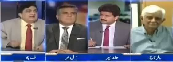 Capital Talk (Nawaz Sharif Ko Kaise Pata Saza Di Ja Rahi Hai) - 15th November 2017