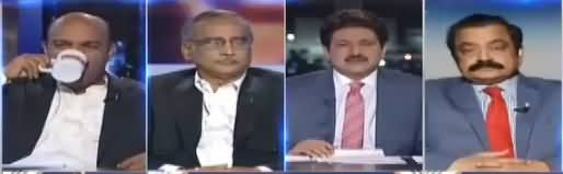 Capital Talk (Nawaz Sharif PMLN Ke Ta Hayat Qaid) - 27th February 2018