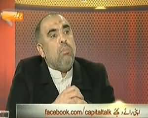 Capital Talk (Naye Army Chief Ko Kaun Se Challenges Ka Samna Hoga?) - 28th November 2013