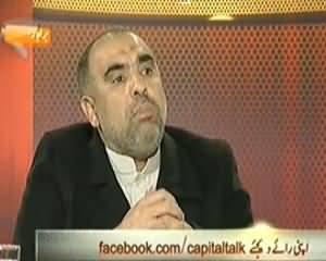 Capital Talk (Naye Army Chief Ko Kaun Se Challenges Ka Samna Hoga?) - 28th November 2013