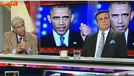 Capital Talk (Obama's Important Statement Before India Visit) - 22nd January 2015
