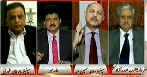 Capital Talk (Obama's Visit to India: Failure of Pakistan's Foreign Policy) - 26th January 2015