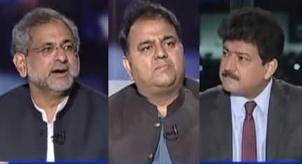 Capital Talk (Opposition Ka Gujranwala Jalsa) - 15th October 2020