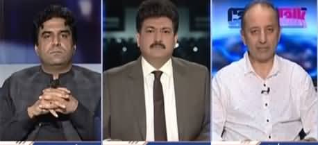 Capital Talk (Opposition Not United on The Issue of Resignations) - 8th October 2020