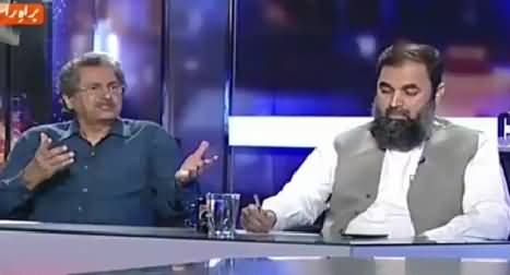 Capital Talk (Our Enemies Are Getting United Again) – 11th August 2015