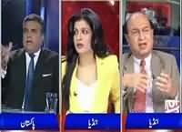 Capital Talk (Pak India Relationship) – 8th December 2015