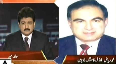 Capital Talk (Pakistan in Floods, How to Stop These Floods) – 17th September 2014