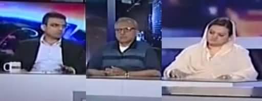 Capital Talk (Pakistan Mein Sahafat Kitni Azad?) - 3rd May 2017